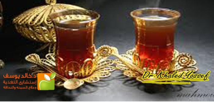 فوائد صحيه مذهله للشاى